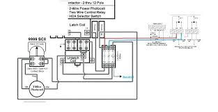 mechanically held lighting contactor wiring diagram cutler hammer