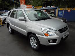 used kia sportage xe for sale motors co uk