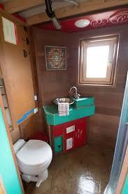 Teardrop Camper With Bathroom Energy Efficient Tiny Drop Is 150 Sq Ft Hybrid Of Teardrop