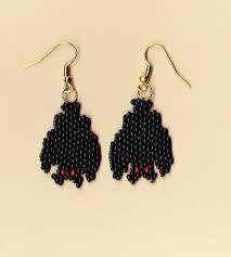 halloween earrings tutorial u2014 crafthubs