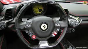 458 Spider Interior 2013 Ferrari 458 Italia Spider At 2013 Montreal Auto Show