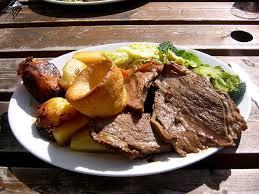 cuisine anglaise traditionnelle le traditionnel sunday roast stéréotypes et cuisine britannique
