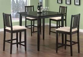 bar top table and chairs high top kitchen table sets mydts520 com