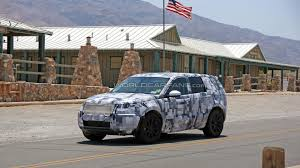 land rover discovery sport 2014 2015 land rover discovery sport spied again stateside