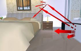 chauffage chambre à coucher chauffage infrarouge infralia