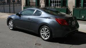 nissan altima coupe sports car 2010 nissan altima coupe 3 5 sr an u003ci u003eaw u003c i u003e drivers log autoweek