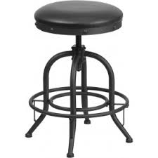 modern adjustable leather bar stools get furniture