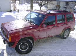 purple jeep cherokee mudd n rock 1989 jeep cherokee specs photos modification info at