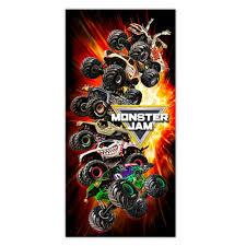 Monster Truck Bed Set Monster Jam Kids Bedroom