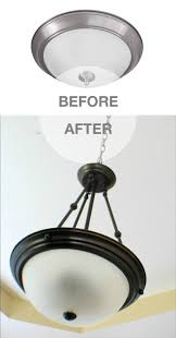Replace Chandelier 89 Best Light It Up Images On Pinterest Spray Painting Product
