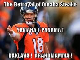 Peyton Superbowl Meme - sonofsaf super bowl memes