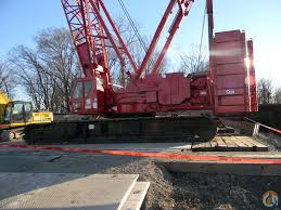 m250 s3 300 ton crawler crane crane for sale on cranenetwork com