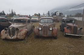 Vintage Car Sales Los Angeles For Sale Five Acre Property Includes More Than 300 Classic Cars