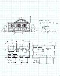small cabin with loft floor plans house plan apartments cottage plans with loft log cabin house