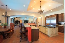 Spanish Style Kitchen by Spanish Style Remodel Knipp Contracting