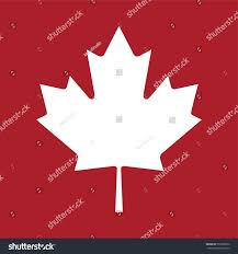 canada coat arms symbol vector illustration stock vector 551080252