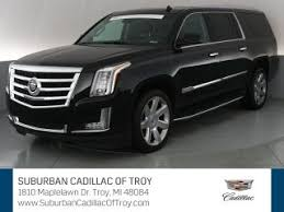 cadillac escalade edmunds used cadillac escalade esv for sale in sterling heights mi edmunds