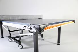 Tiga Ping Pong Table by How Great Is The Stiga Sts 420 Indoor Ping Pong Table Oct 2017