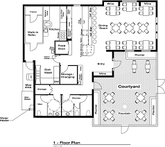 Modern Floorplans Neighborhood Church Fabled Environme by Floor Plan Jpg 800 714 Pixels Pizzeria Architecture