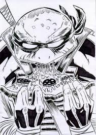 mc drawn donatello u2013 oz comic u0027s teenage mutant ninja turtle