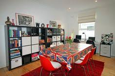 Residential Interior Designers Melbourne Home Office And Family Work Space Residential Interior Design By