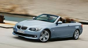 bmw series coupe bmw 3 series coupé and convertible facelift 2010 official