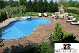 Pool Design Software Pool Designs Chaffees Swimming Pools Geometric Spa Waterfall Swim