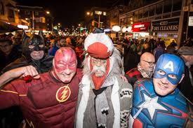 Church Halloween Costumes Costume Party Takes Church Street Halloween