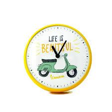 cd scooters u2013 alarm clock vespa happiness is freedom