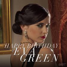 vesper martini james bond james bond 007 happy birthday to eva green she played