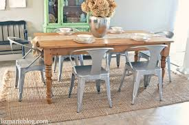 diy burlap table runner liz marie blog