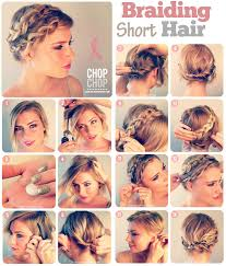 plait hairstyles for short hair braid hairstyles for short hair hair style and color for woman