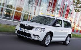 skoda yeti 2018 2016 skoda yeti wallpaper new autocar review