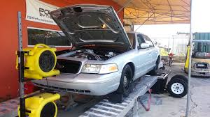 700hp crown vic youtube