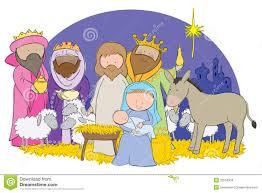 nativity scene stock images image 32518304