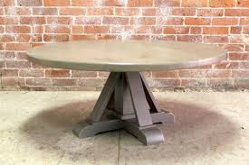 Industrial Pedestal Table Table White Round Pedestal Coffee Table Scandinavian Large The