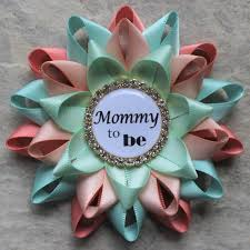 gender neutral baby shower corsages gender reveal ideas baby