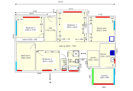 best server room floor plan artistic color decor luxury with