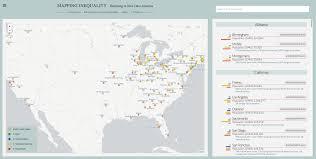 Alabama City Map The Baltimore U201credlining U201d Map Ranking Neighborhoods The