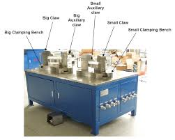 Relief Valve Test Bench Tpu3100 Dl Safety Valve Test Machine From Zengxin Mee B2b