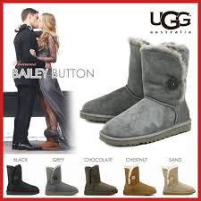 womens ugg boots with buttons etfil rakuten global market usa imported genuine ugg australia