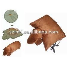 Electric Heated Cushion Western Cushions And Pillows Round Pillows And Cushions Baby Small