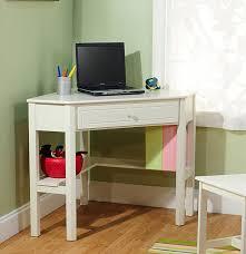 Oak Corner Computer Desk With Hutch Simple Living Antique White Wood Corner Computer Desk