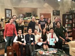 Big Bang Theory Toaster Ucla Big Bang Theory Scholars Meet Their Benefactors Ucla
