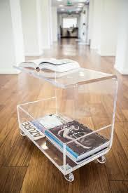 clear acrylic coffee table with magazine rack www framuntechno