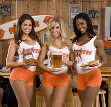 newlywed college success officially a hooters