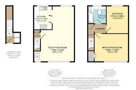 Maisonette Floor Plan 2 Bedroom Maisonette For Sale In Thakeham Close Sydenham Se26 6hn