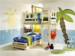 kids bedroom decor ideas layouts room impressive childrens wall