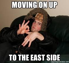 Moving On Up Meme - moving on up to the east side meme mydrlynx