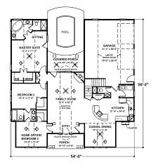 single story house plan single story house plans cottage house plans